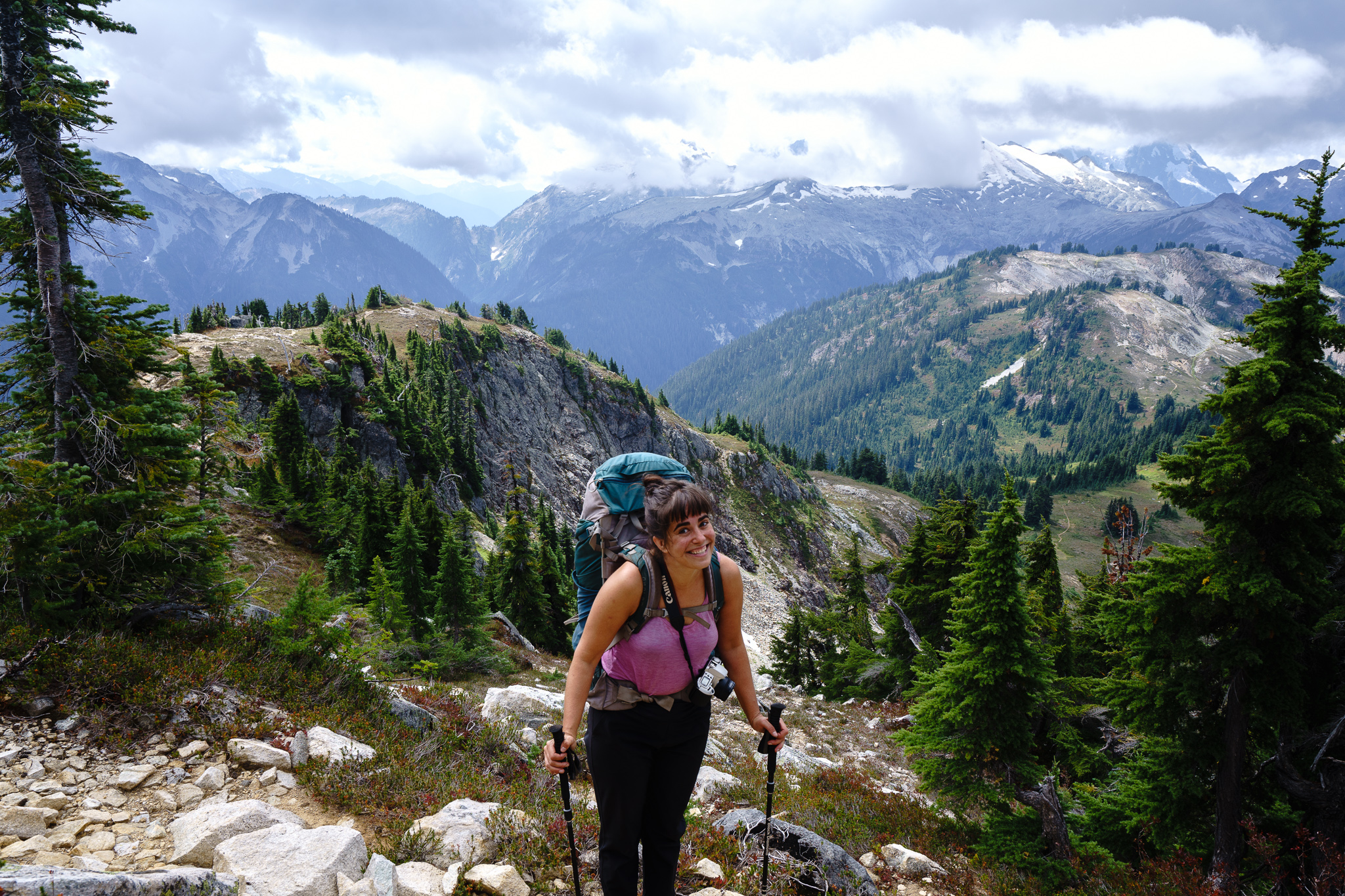 Did you know that trekking poles can double to help build a splint for a broken bone? I learned this helpful tip in my first aid course and so much more.
