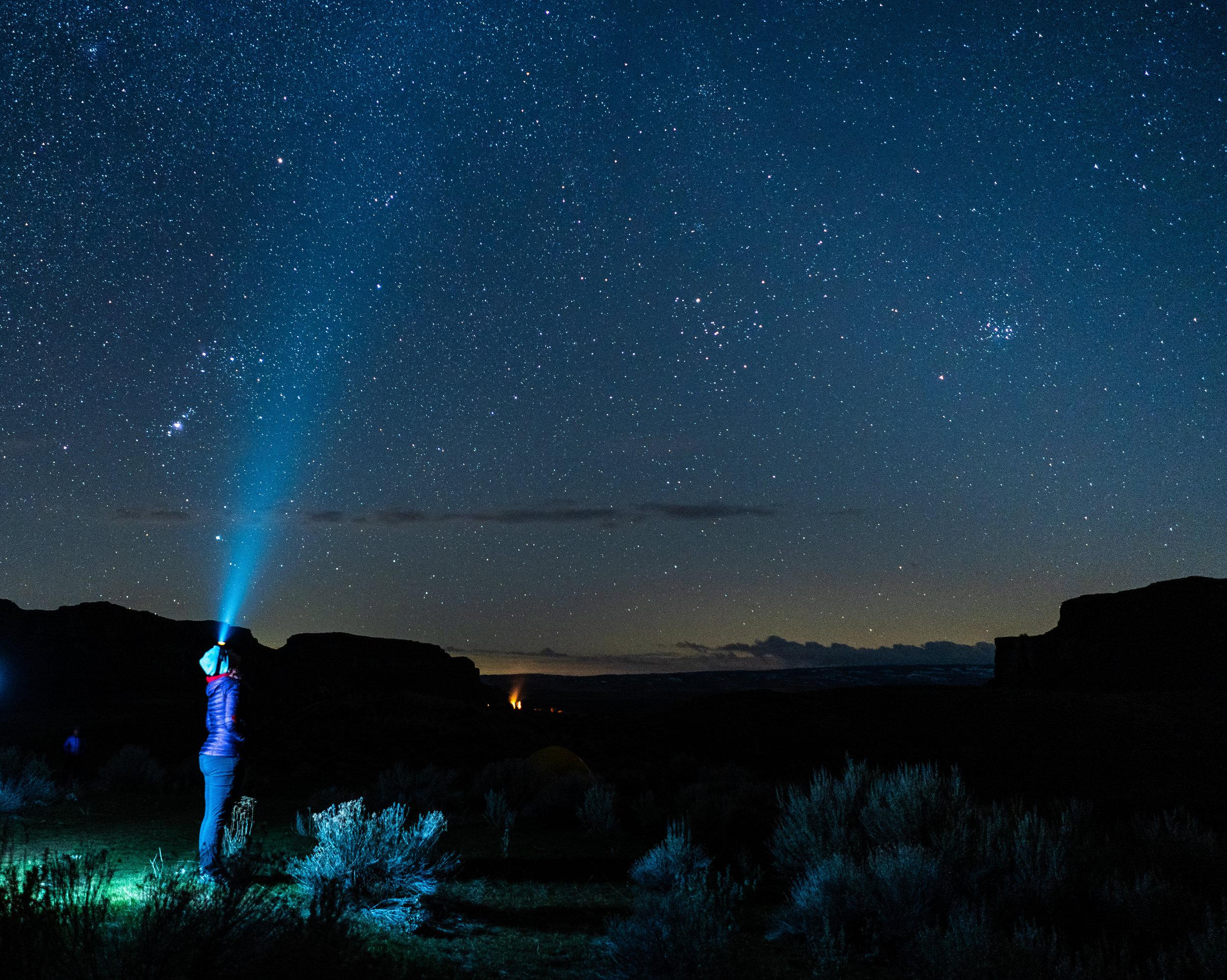 Night sky part 2