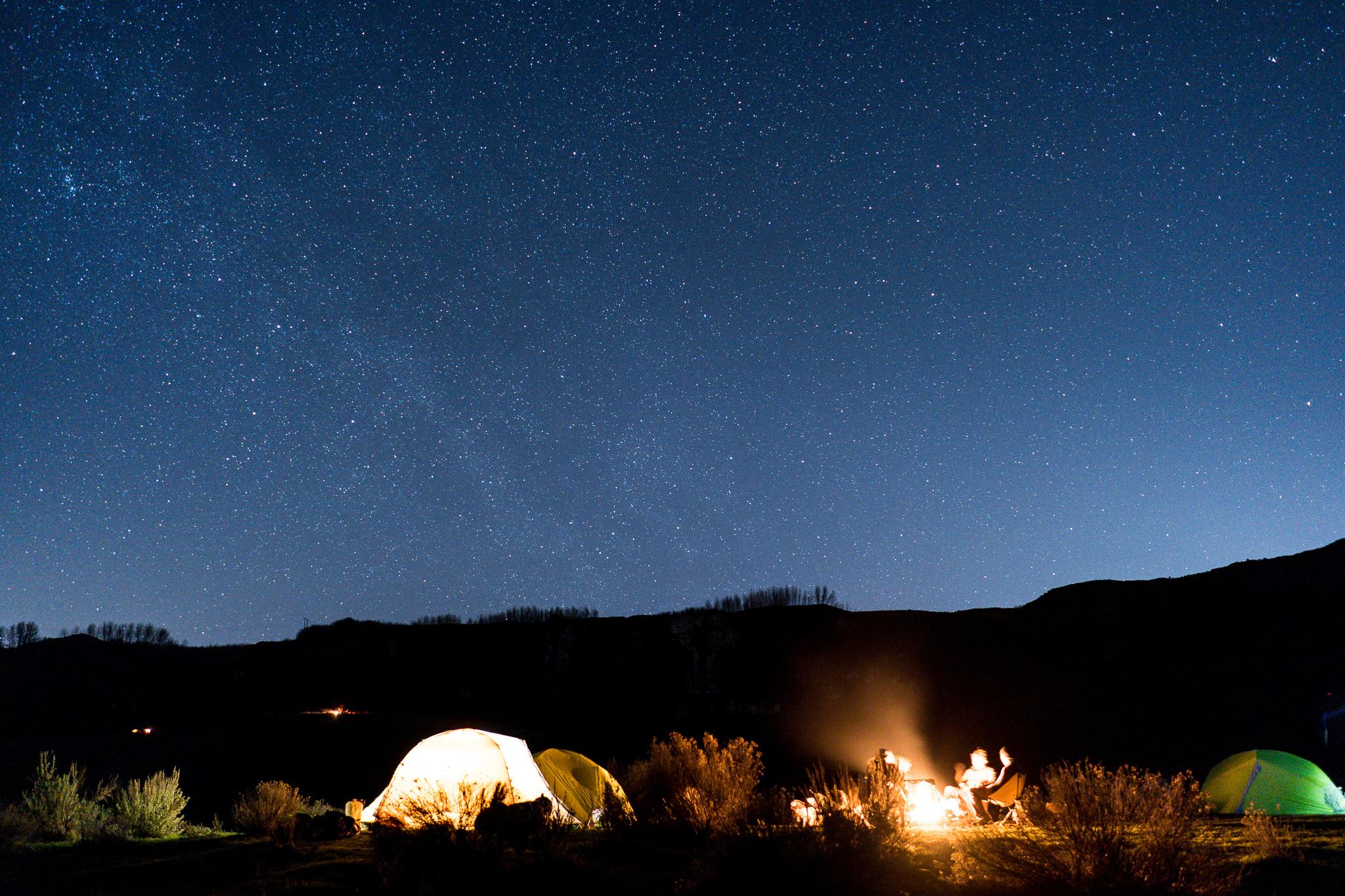 Night sky part 3