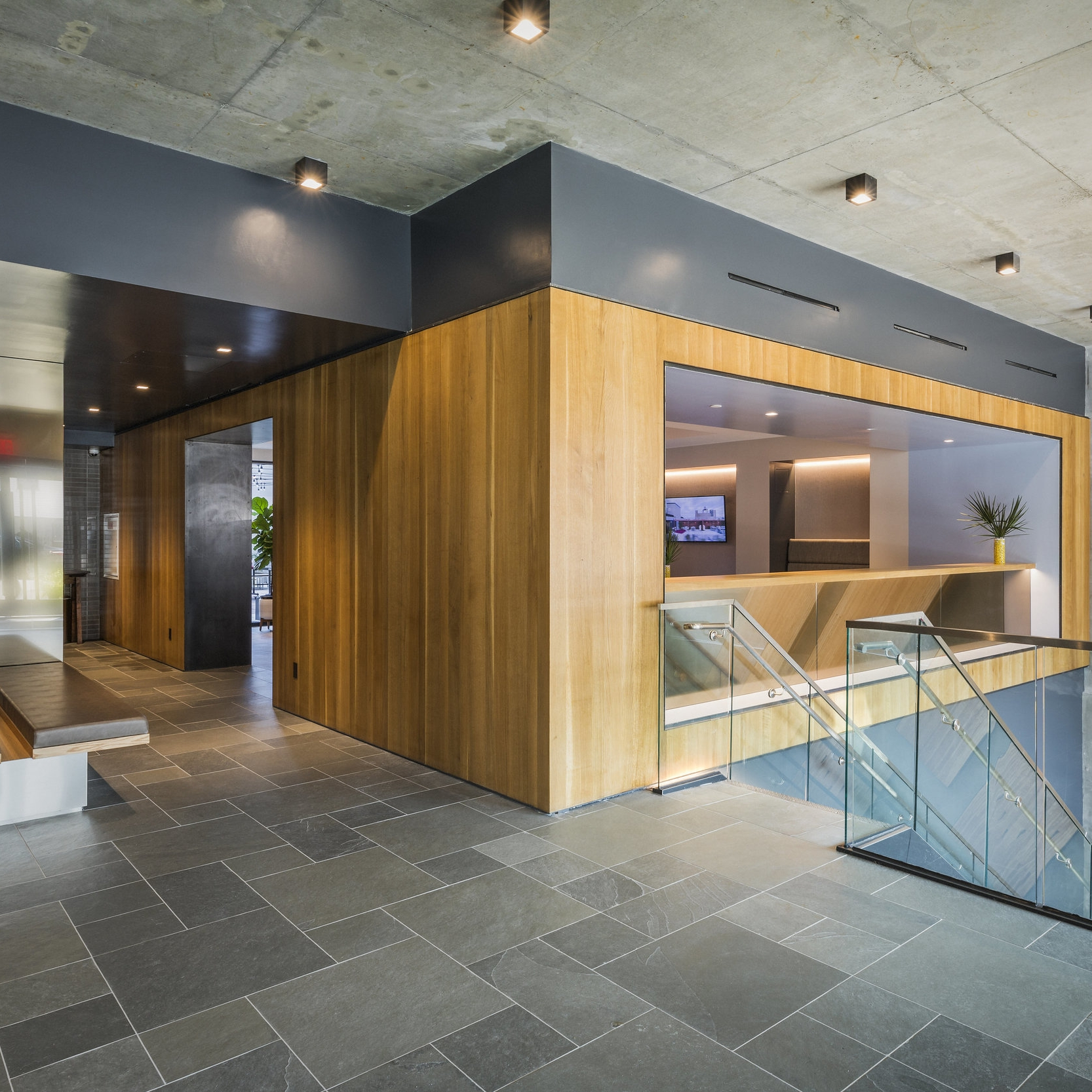 Designed Lobby