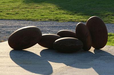 Sterling sculpture