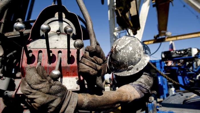 The scale of methane leakage from wells, processing plants and pipelines is central to the debate over switching from coal to gas for power generation © Bloomberg