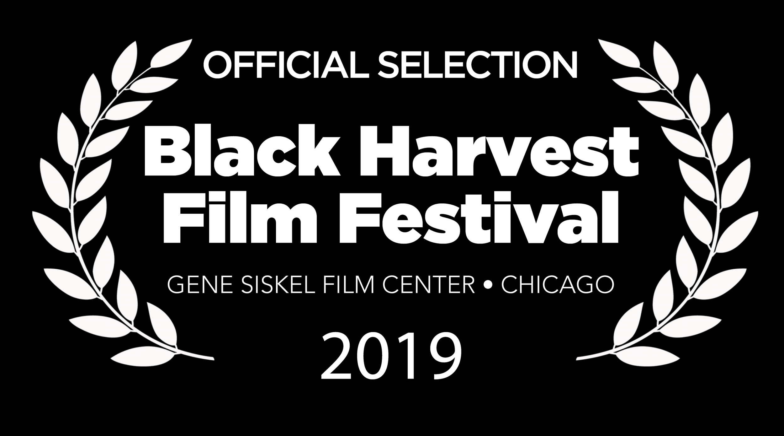 mid-west premiere - Book of Daniel premiered at Black Harvest Film Festival on August 18, 2019 in the Color Me Creative shorts program.