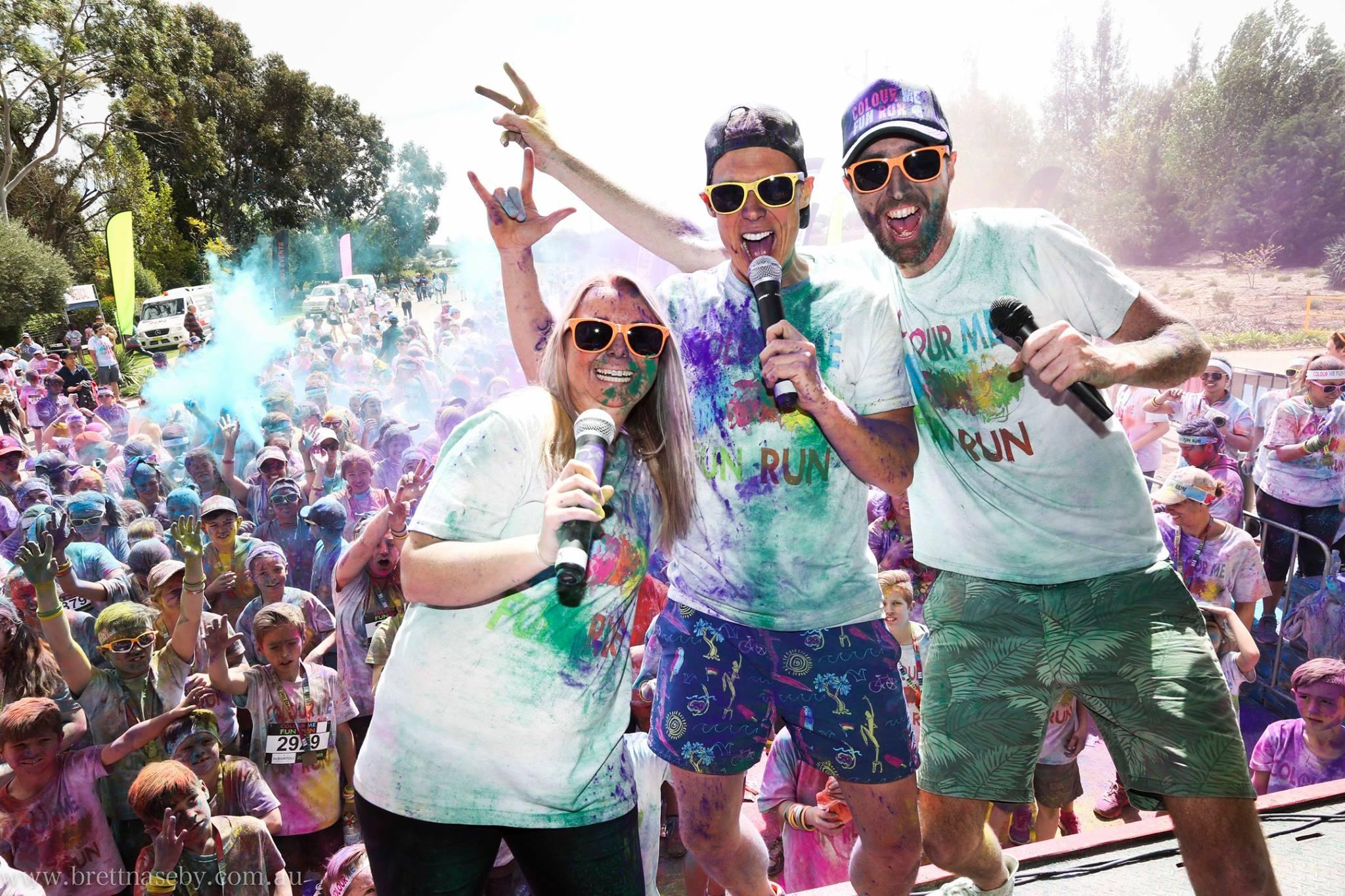 Colour Run 2016