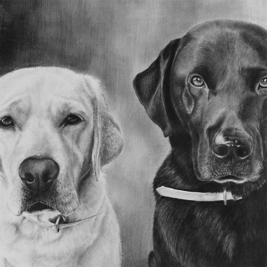 Delilah and Dugal -