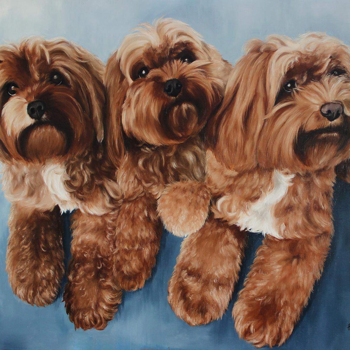 Harry, Eddie & Archie -
