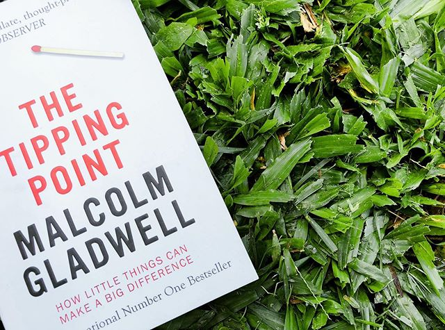 "THERE IS A TIPPING POINT.  While in New York recently I was inspired to reread this thought-provoking book, The Tipping Point. It's then controversial claim - ""the impetus to engage in a certain kind of behaviour is not coming from a certain kind of person but from a feature of the environment"" (The Tipping Point, Malcolm Gladwell, Abacus), reminded me of the Power of Context. He goes on to say ""the lesson of the Power of Context is that we are more than just sensitive to changes in context. We're exquisitely sensitive to them"". Read more about the radical results in NYC that impacted the crime rate by ruthlessly addressing certain features in the environment (the context). Link in my bio.  I am completely sold out to the idea that what we do in our own homes, our world, will not only impact our behaviour for good, but will have a tipping effect on the bigger picture. Keep at it!!! 👏"