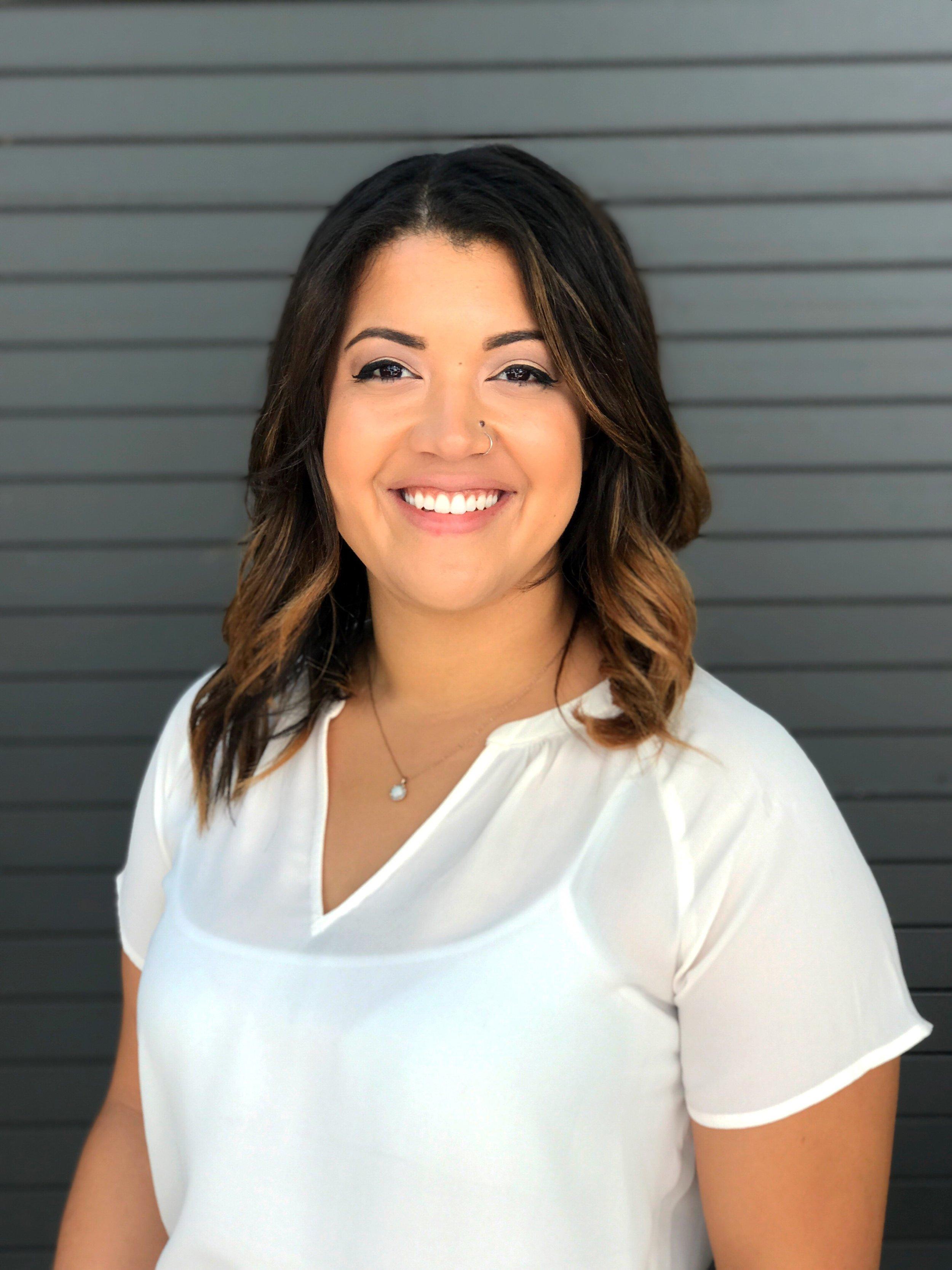 Alina Houston   Marketing Coordinator, R&H Construction