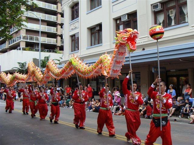 Lunar New Year Parade and Chinatown Festival - 2/2/19  https://www.chinesenewyearinhawaii.com/