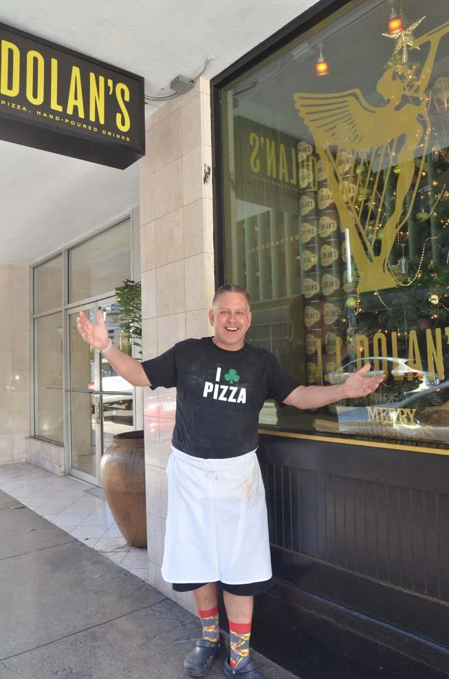 J.J. Dolan's Pizza and Drinks  http://www.jjdolans.com/