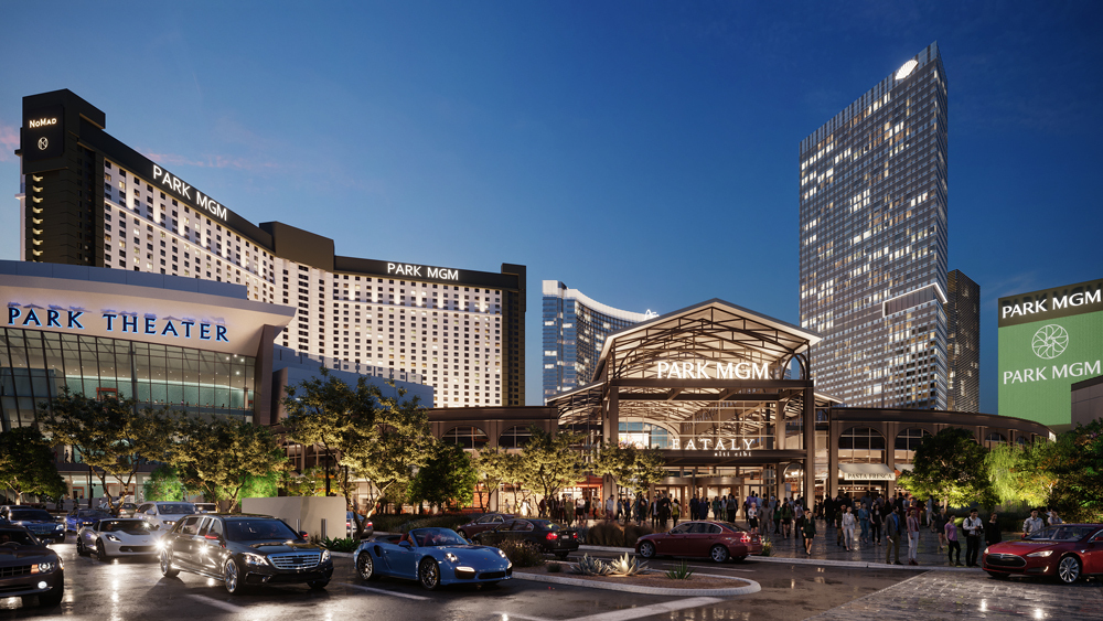 The Park MGM