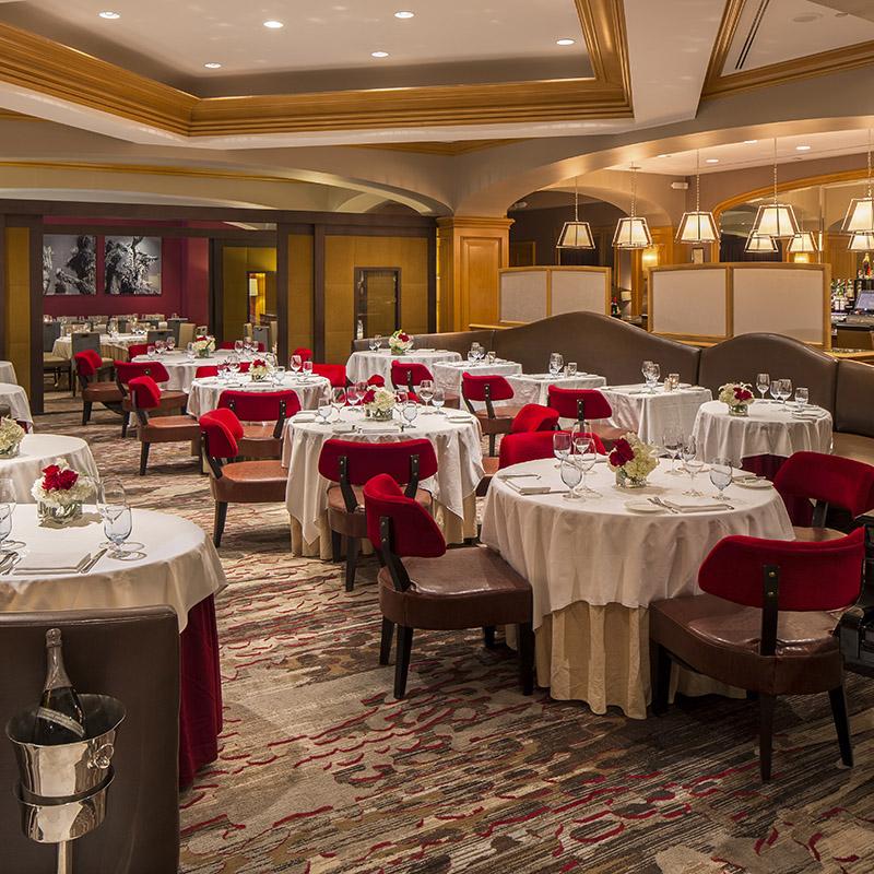 Charlie Palmer Steak - Four Seasons   Steakhouse - $$$$