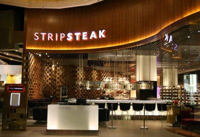 Stripsteak - Mandalay Bay   Steakhouse - $$$$