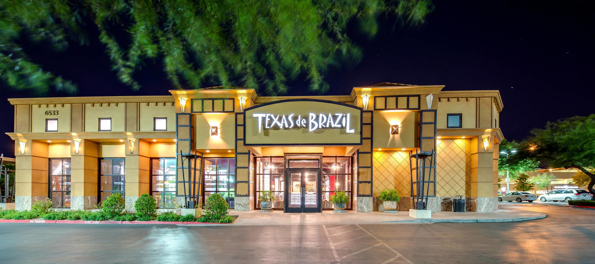 Texas de Brazil - Town Square   Steakhouse - $$$