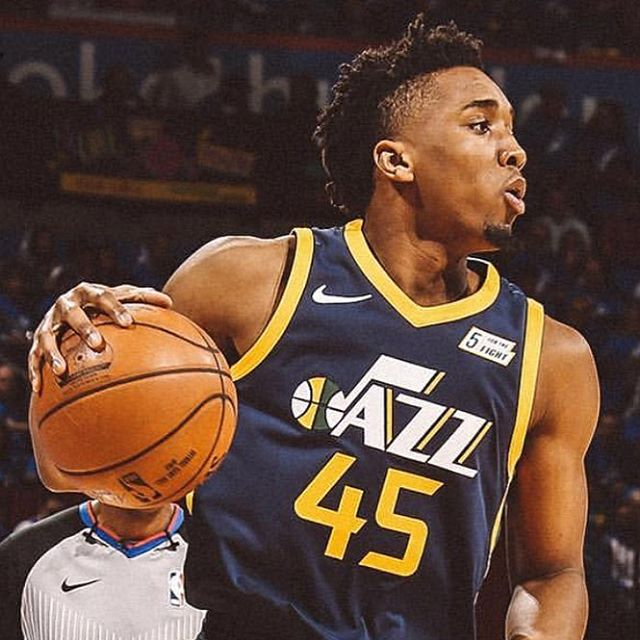 TRUE. LEADERSHIP.  @spidadmitchell  #CITYPRIDE  #ONEGAMEATATIME  #UTAHJAZZ