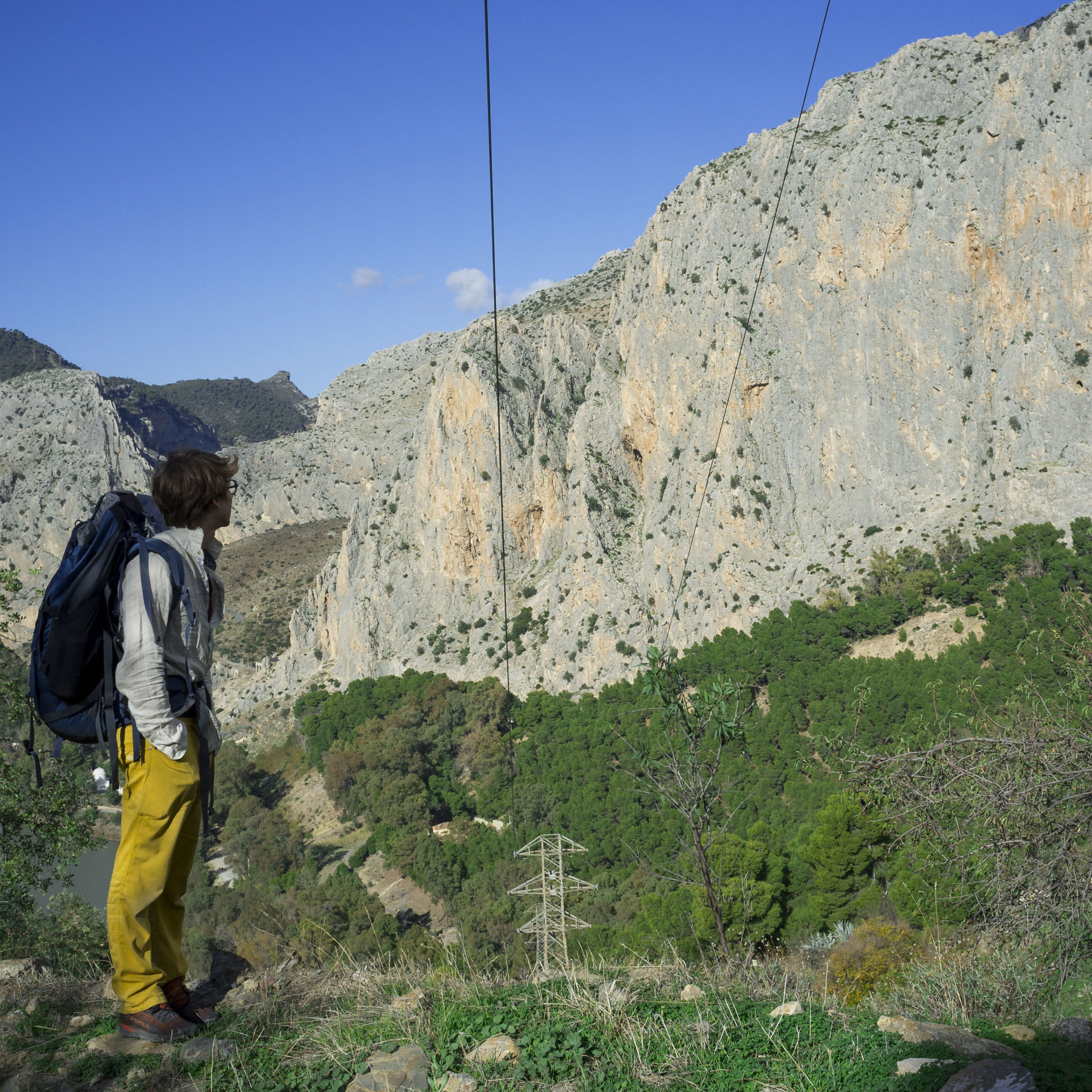 El Chorro Part III - The final part of your first audio climbing experience!