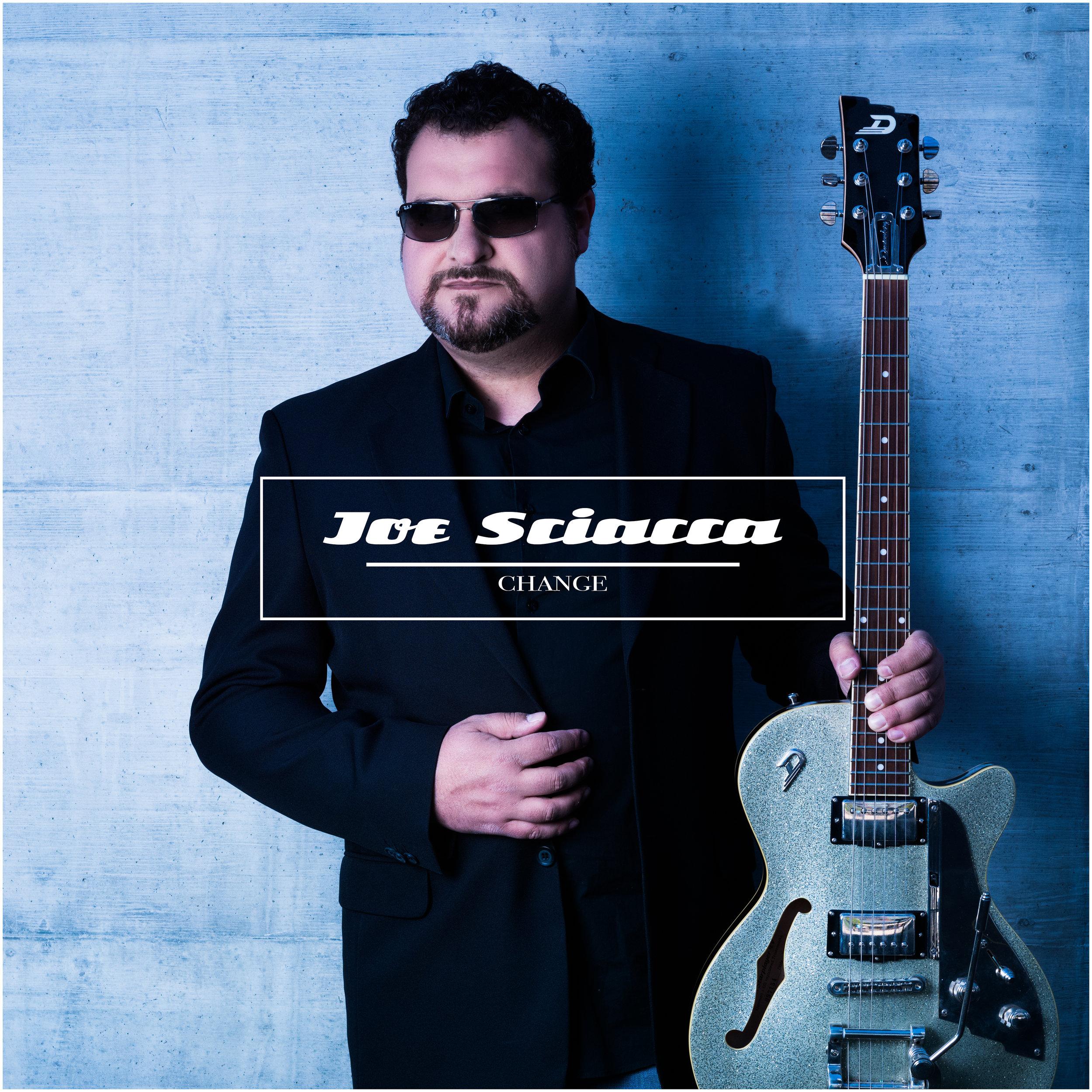 Joe Sciacca - Change (Single) - Photography by Thomas Biasotto