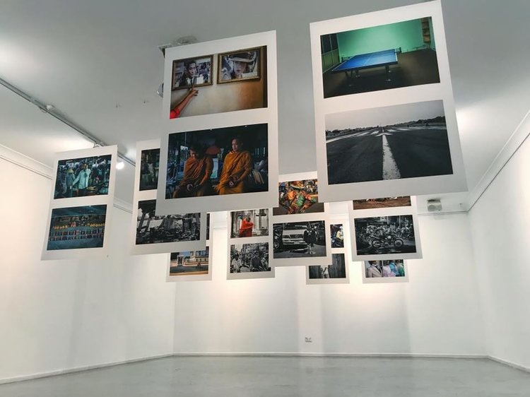 CURATED EXHIBITIONS