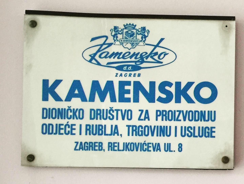 Day 1: visiting Udruga Kamensko