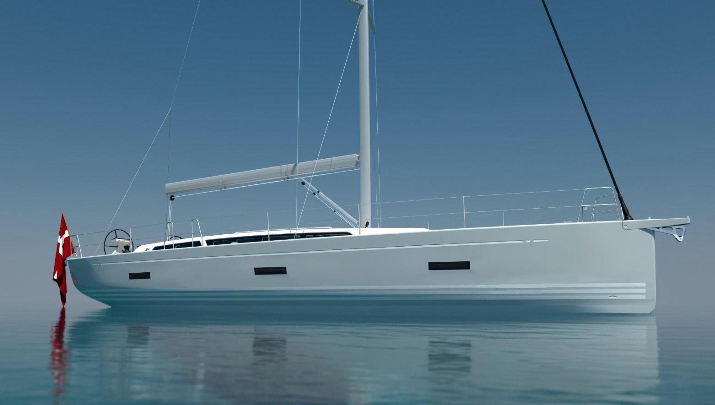 The New X4⁹ -   A Danish Contemporary Family Cruiser/Racer