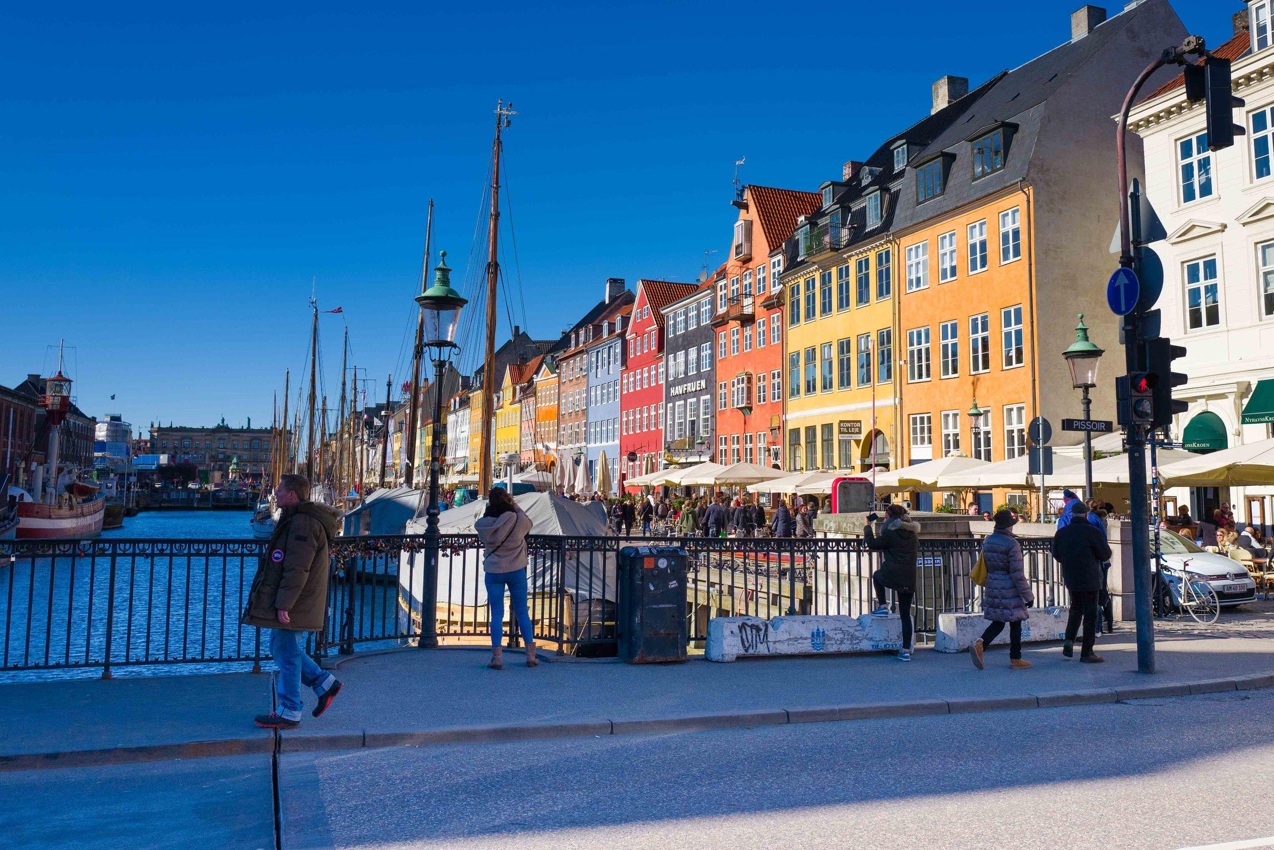 Copenhagen, spring 2016. Photo: Daniel Novello