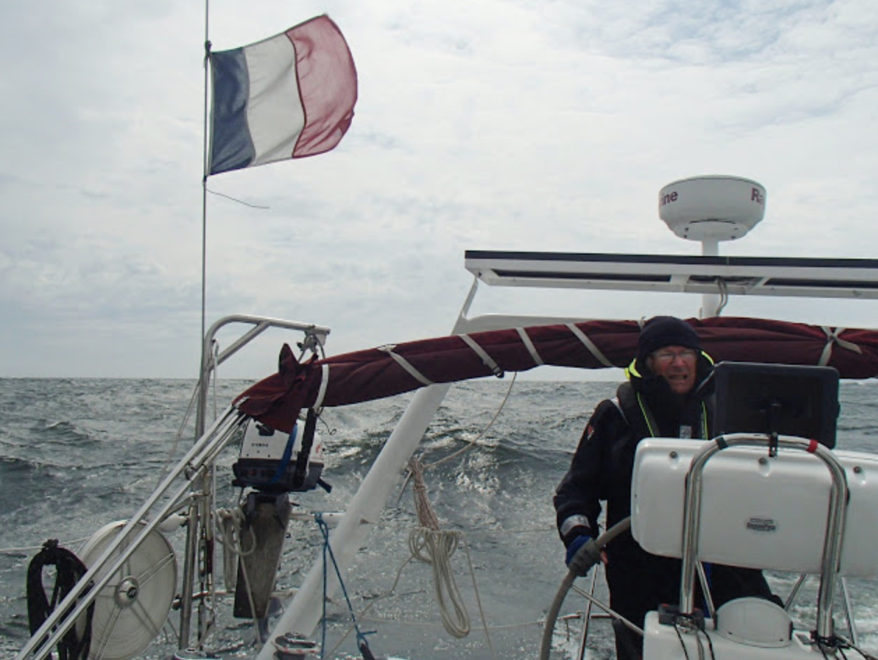 From France to Norway - with a pirate onboard!