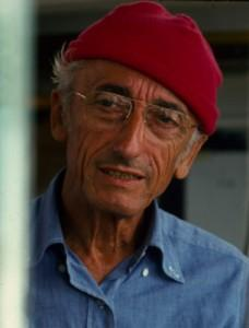 Jacques-Yves Cousteau Photo by cousteau.org