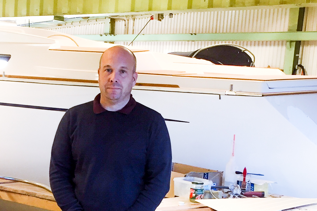 Interview with Mattias Rutgersson - Managing Director of Sweden Yachts Group