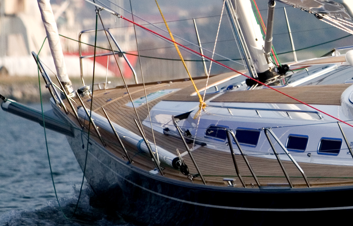Sweden Yachts 54. Photo by Sweden Yachts Group