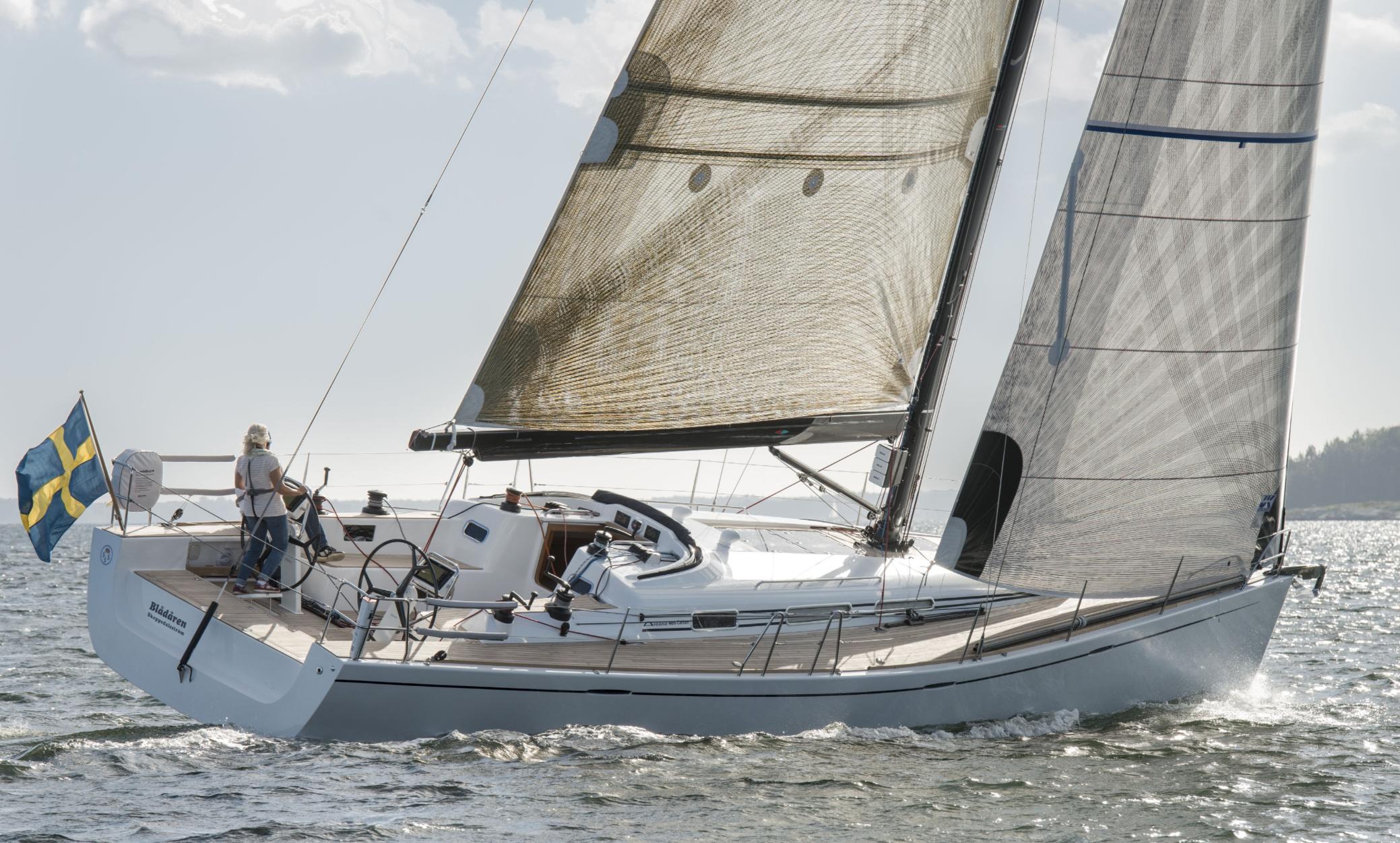 Arcona 465 Carbon. Photo by: Arcona Yachts