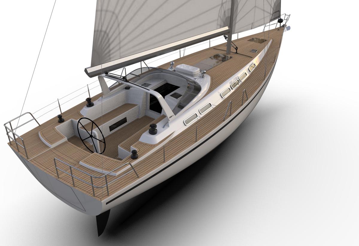 Malø Yachts 49