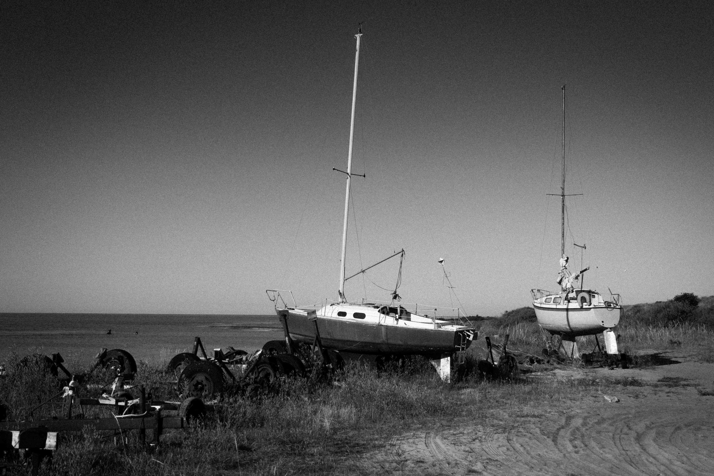 Is sailing on its way to the graveyard? - Did the marine industry just commit suicide?