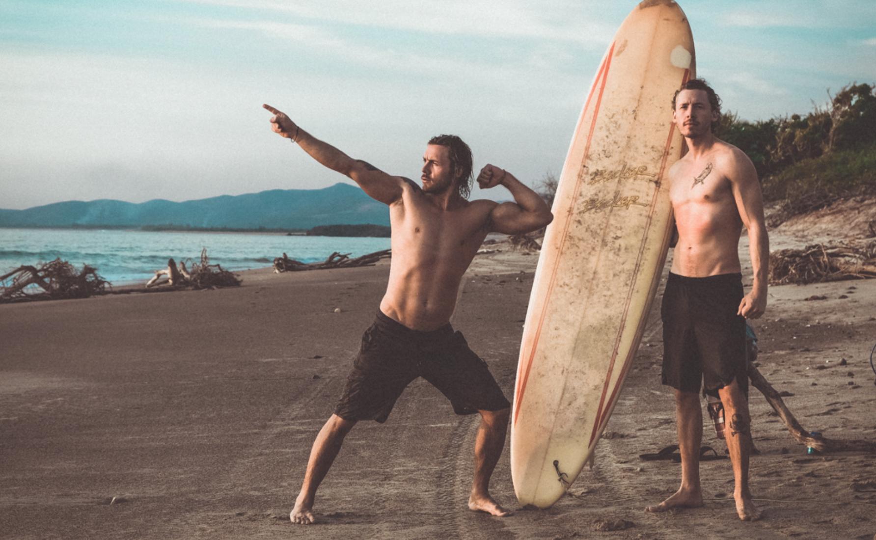 The Wiig Brothers. Photo: https://www.instagram.com/wiigworld/