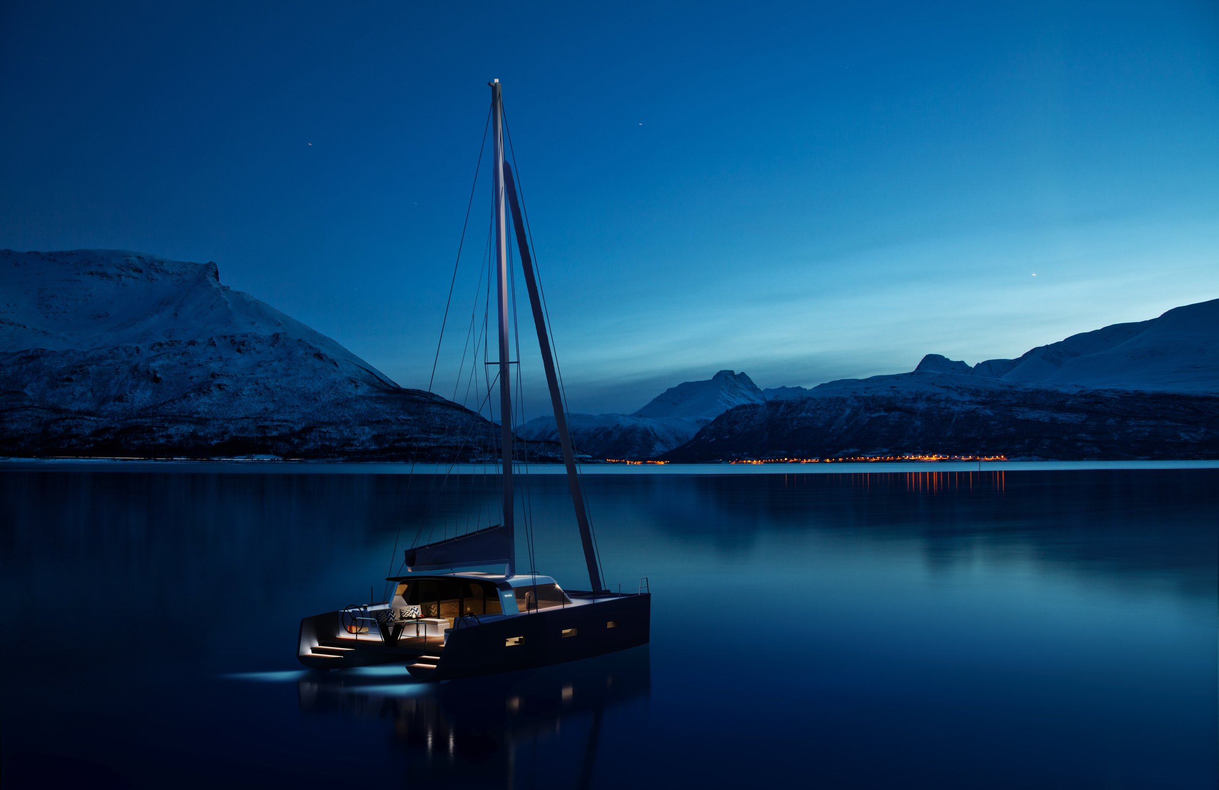Vaan Yachts - takes on the circular economy. Photo by www.vaanyachts.nl