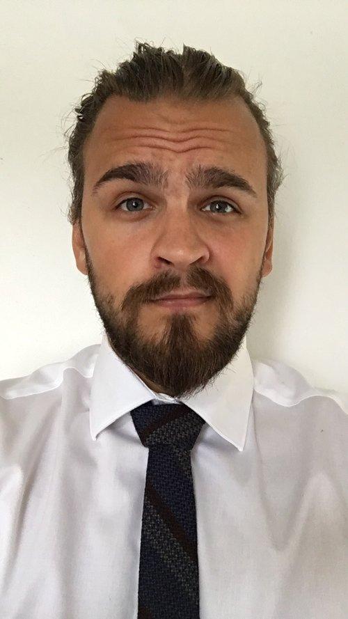 Fredrik Schmidt - Webdesigner
