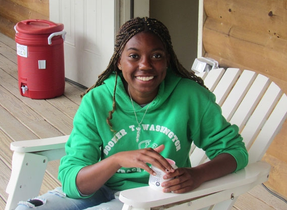 """""""My daughter would unequivocally tell you that the thing she likes best about Manitou is the people, she made friends for life. Since I am a teacher, I believe this translates to camp leadership."""""""