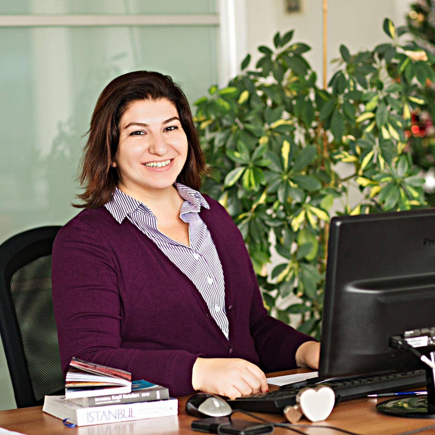 ECE ÇİFTÇİOĞLU - Senior Producer
