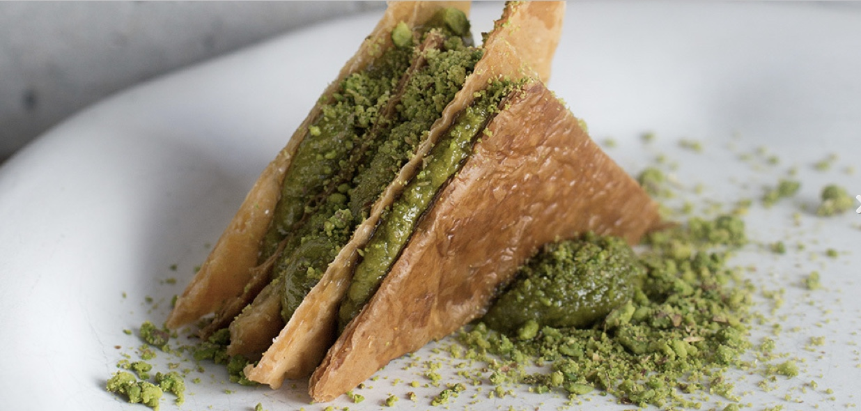 Baklava, the new wave