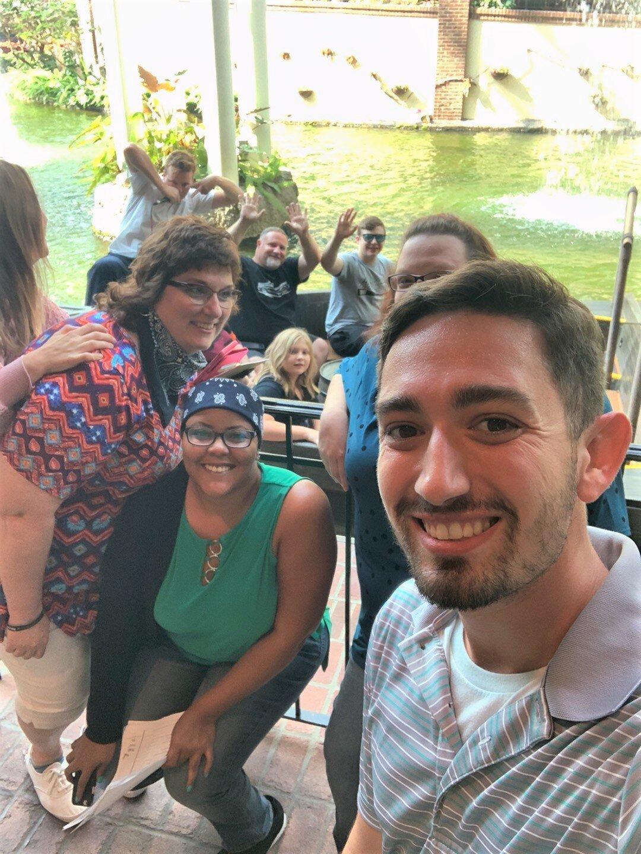 Blue Team Selfie with the Boat.jpg