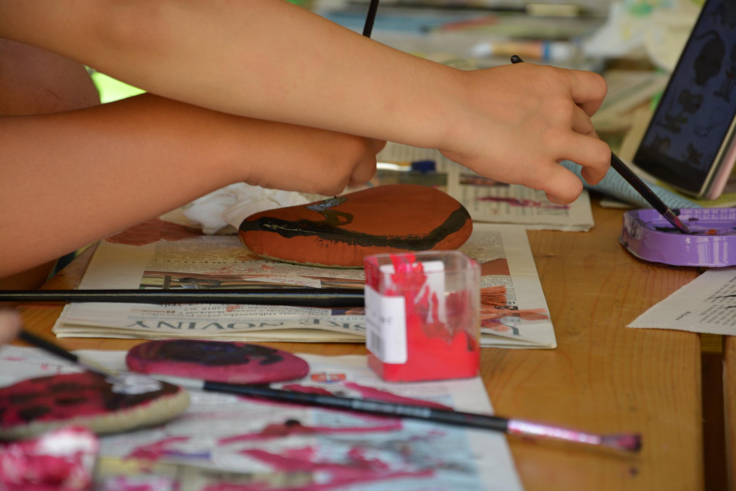 Rozvíjame kreativitu, - osobnosť a fantáziu dieťaťa