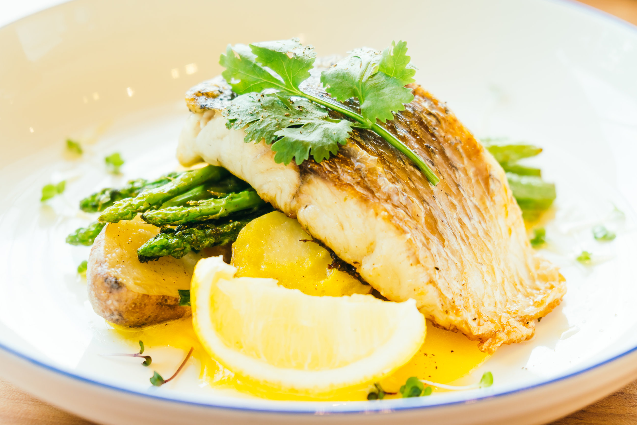 Butter Baked Cod - TOP Recipe of December