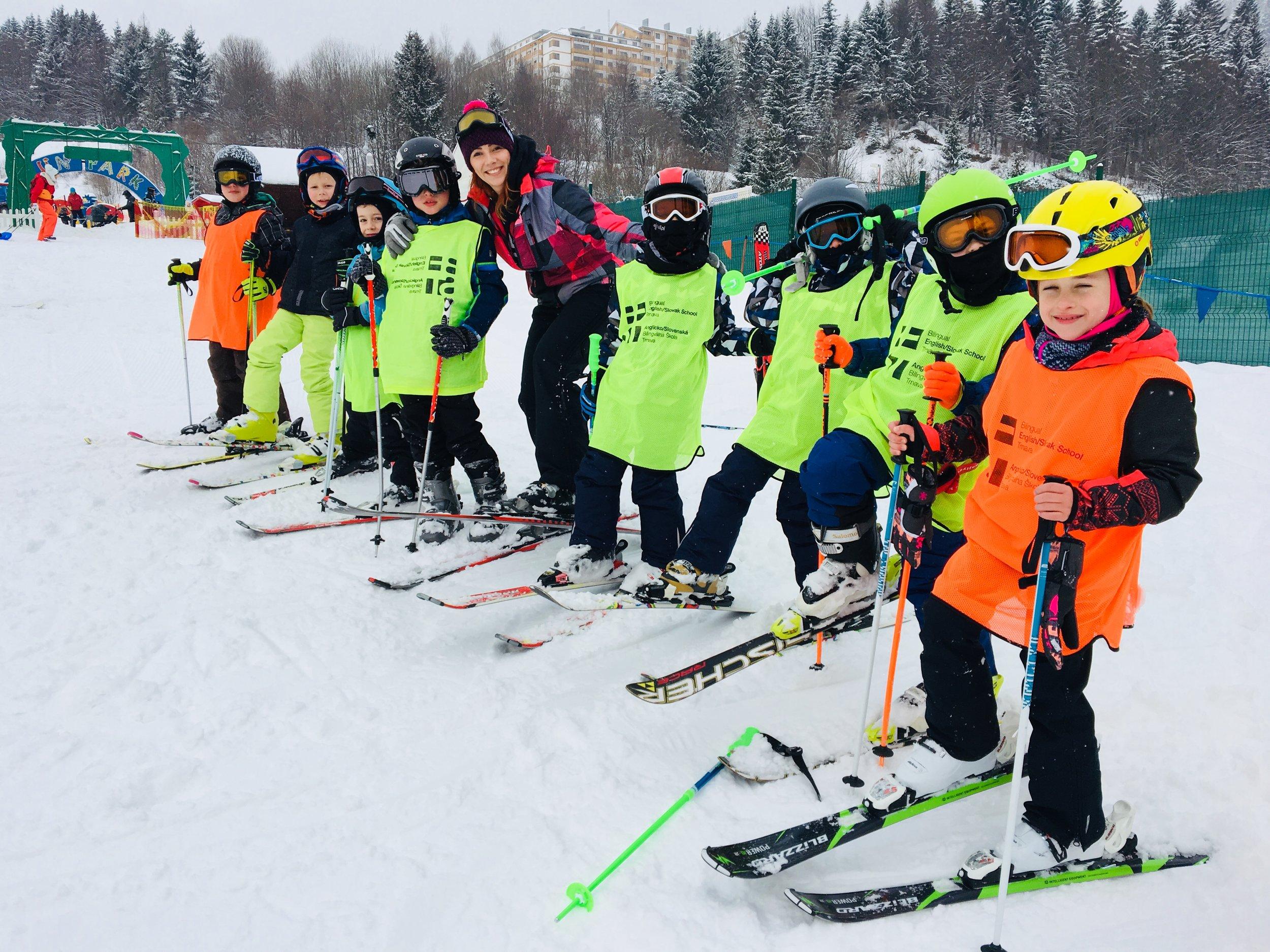 Ski trip Donovaly Y2, Y4