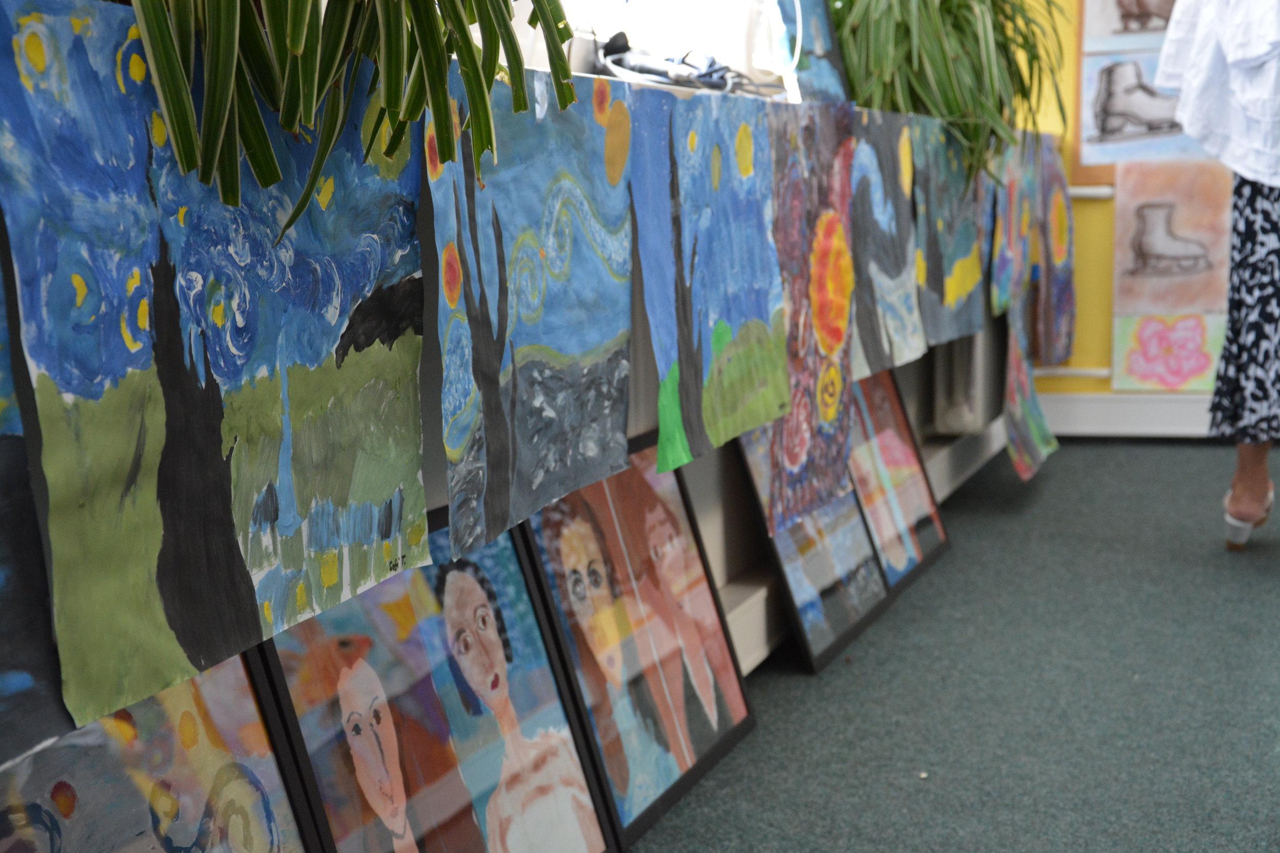 BESST Art Studio Exhibition