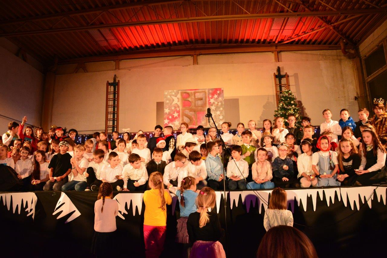 Christmas Party 2018 Year 3-4