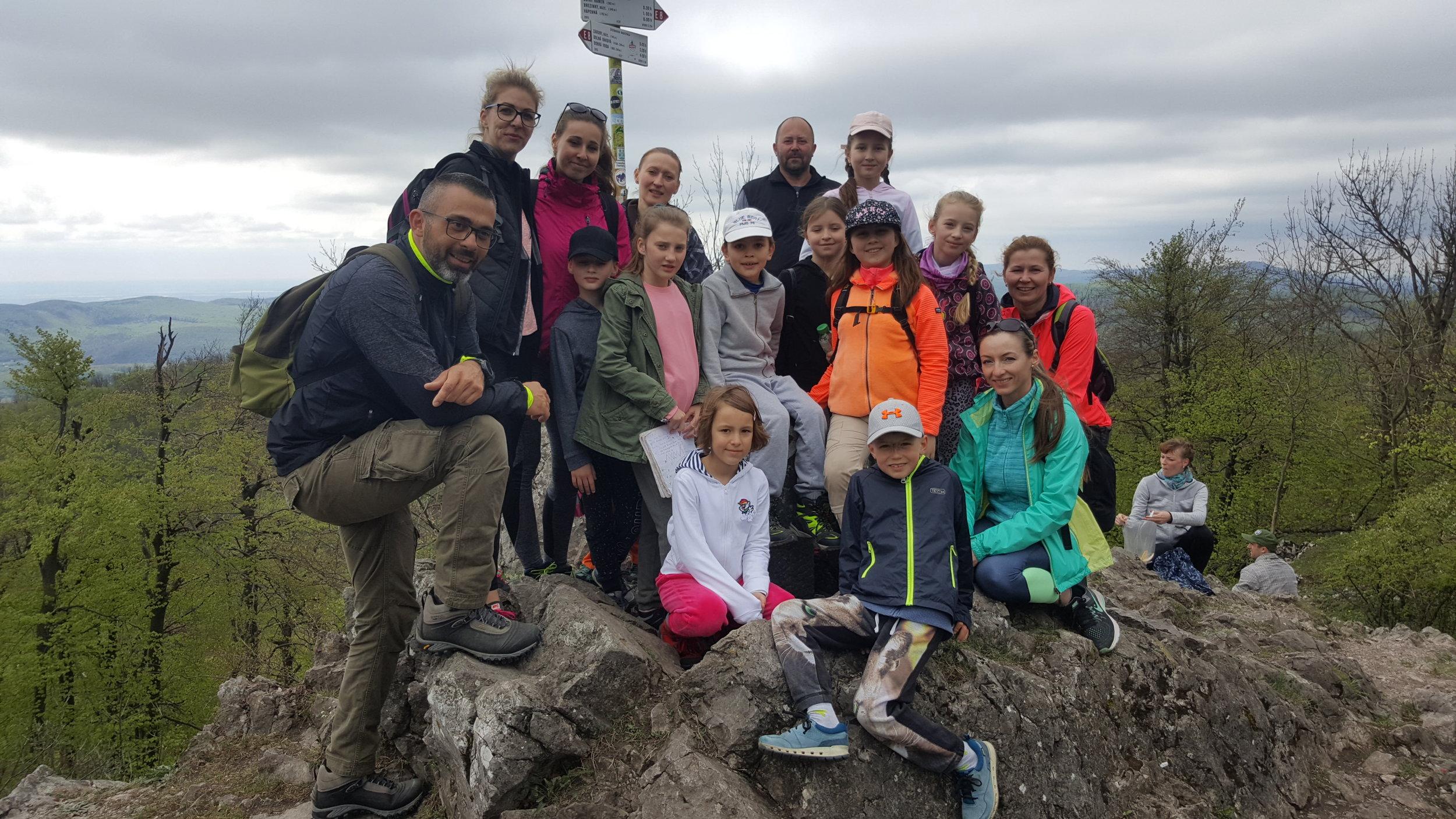 26.04.2019 - School Hike - Záruby