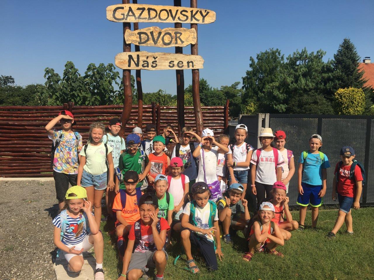 6.8.2019 - Wandering Adventures Summer Camp