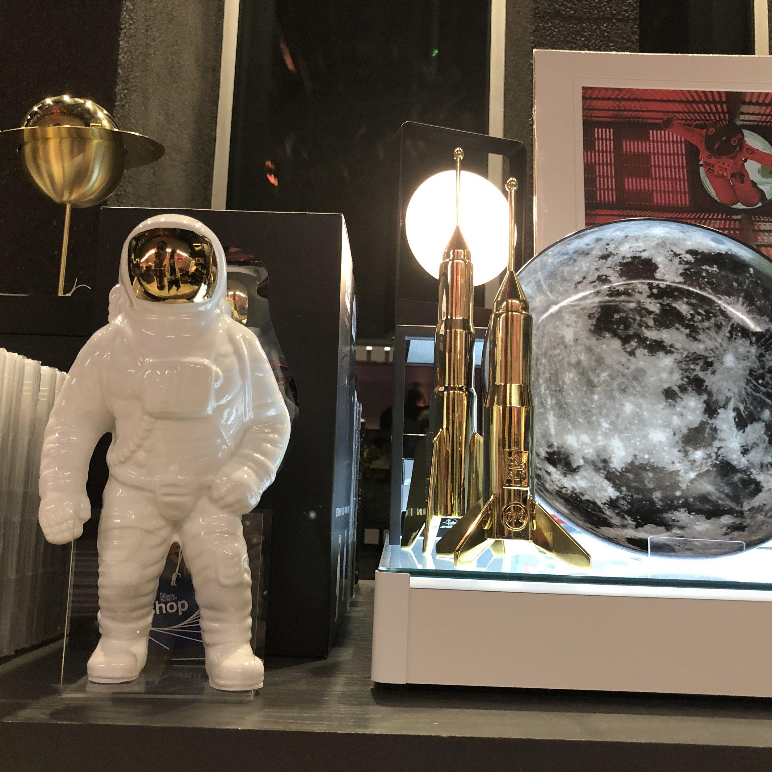 Scientific Man—Kubrick Merchandise