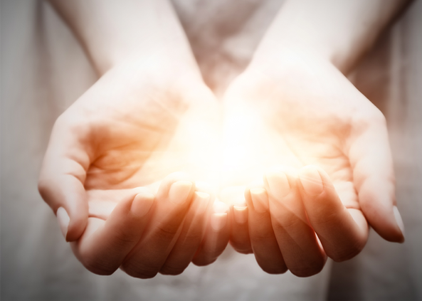 I Am The LightOf My Life -