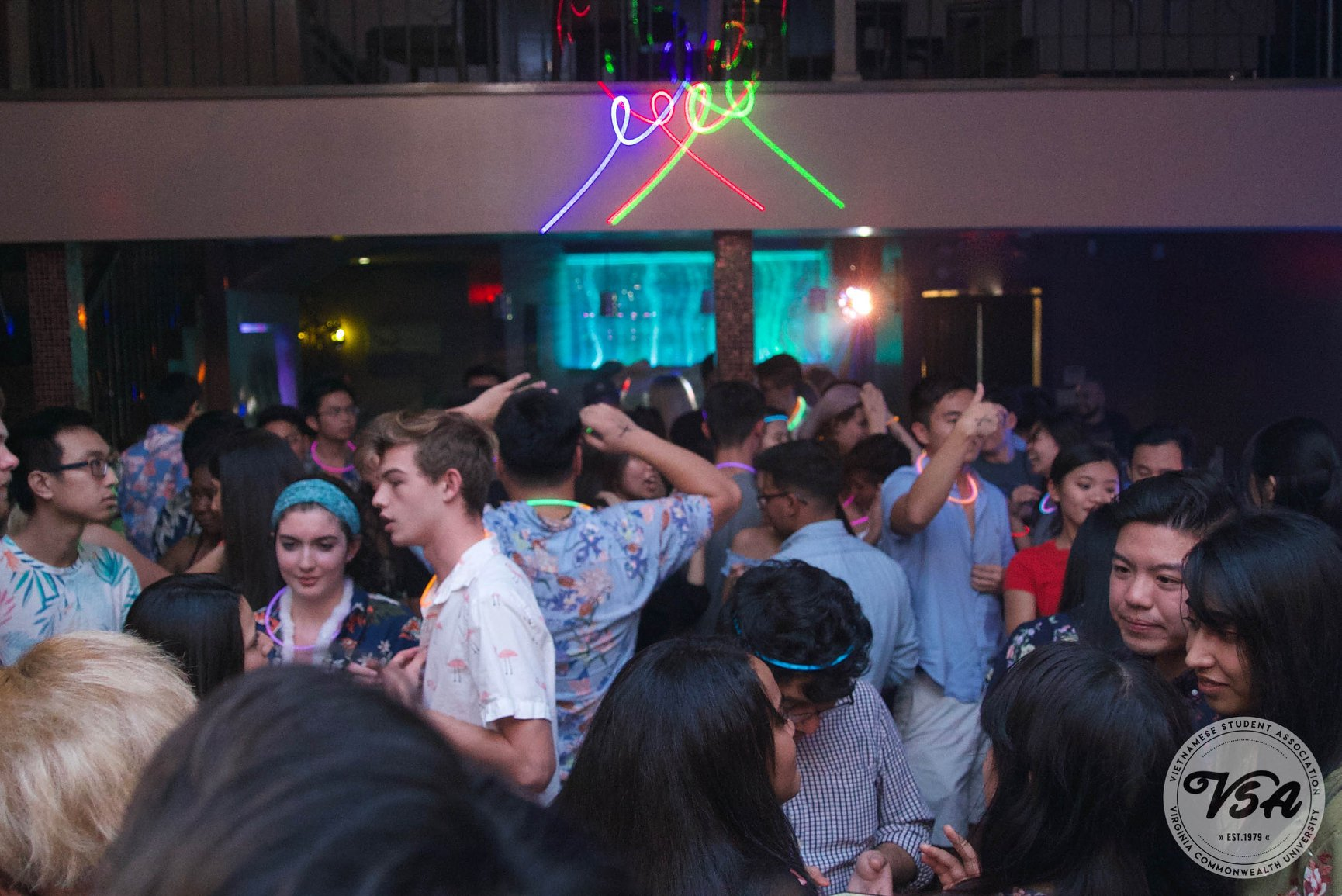 VSA@VCU started the year off right with their Welcome Back Beach Luau Out Party at Level!  It was filled with good times, memories, and plenty of smiles