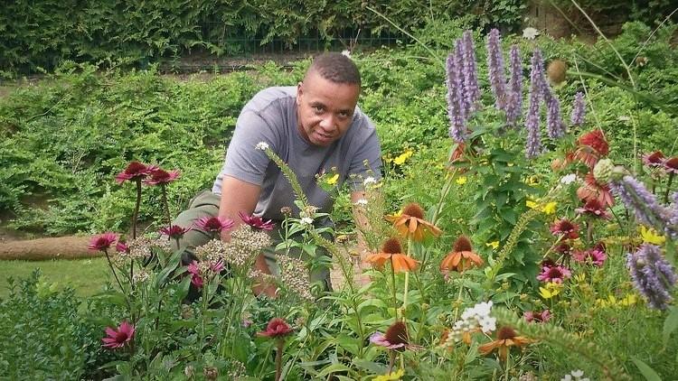 Carlos DA CRUZ MONTEIRO- Gardener  (Capo-Verde)